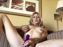naughty kinky grandma enjoys