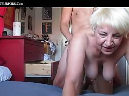 german granny roughly fucked
