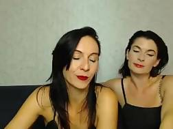 sexy lesbian moan intense