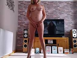 naked front tv