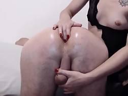 kinky massage oil butt