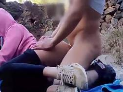 horny hiking ended great