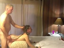 sexy submissive mom getting