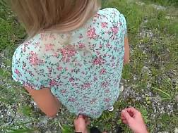 outdoor quickie bang petite