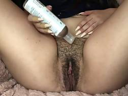thick college chick wanks