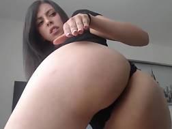 lovely latina small body