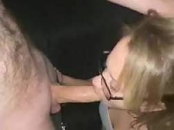 neighbor sucks penis swallows