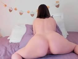 big pale ass twerking