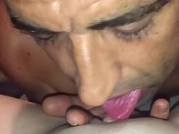 nextdoor finger penetrates licks