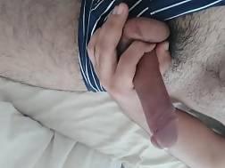 college student rub big