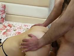 naughty housewife drilled hard