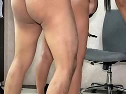 drilling slim nymph behind