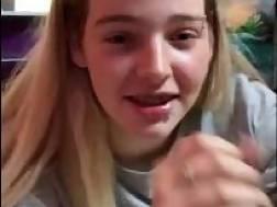 nextdoor blondie teen chick